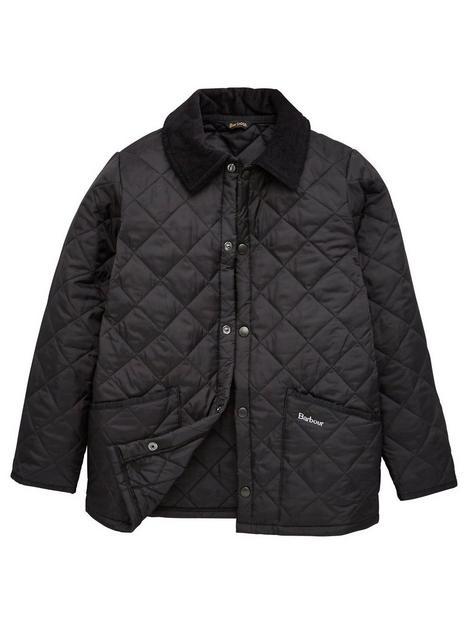 barbour-boys-liddesdale-quilted-jacket-black