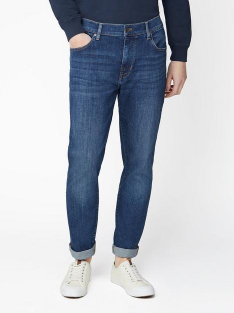 ben-sherman-straight-stonewash-jeans-mid-wash-blue