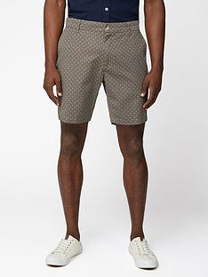 ben-sherman-printed-chino-short-multi