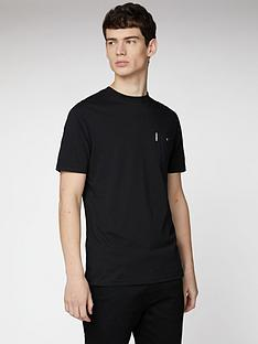ben-sherman-signature-t-shirt-black