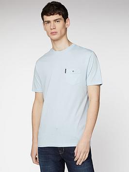 ben-sherman-signature-t-shirt-sky