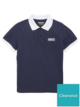 barbour-international-boys-contrast-polo-shirt-navy