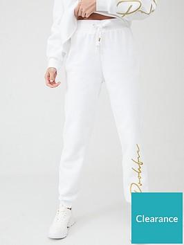 river-island-prolific-embroidered-jogger-cream