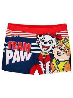 paw-patrol-boysnbspswim-shorts-stripe