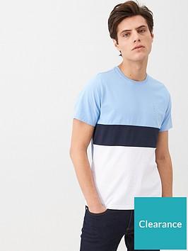barbour-colour-block-logo-t-shirt-blue
