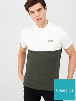 barbour-international-cotter-colour-block-polo-shirt-white