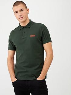 barbour-international-essential-logo-polo-shirt-green
