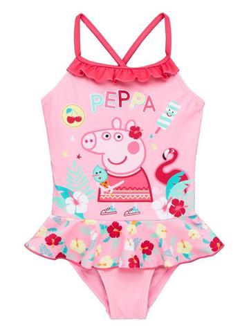3 4 Years Peppa Pig Girls Clothes Child Baby Www Littlewoodsireland Ie