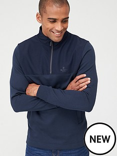 barbour-cetus-14-zip-sweat-navy
