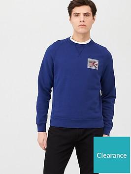 barbour-international-steve-mcqueen-team-flags-sweatshirt-with-back-print-inky-blue