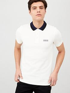 barbour-international-ampere-contrast-collar-polo-shirt-white