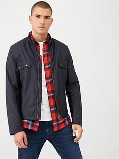 barbour-international-steve-mcqueen-wilkin-wax-jacket-navy