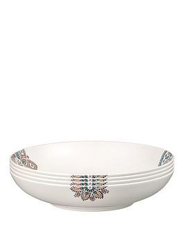 denby-monsoon-mandala-pasta-bowls-ndash-set-of-4
