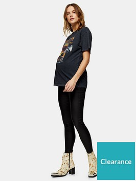 topshop-topshop-maternity-34-over-bump-coated-jeans-black