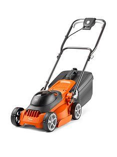 flymo-cordless-easistore-300li-rotary-lawnmower-40v