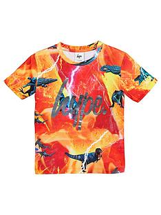 hype-boys-predator-short-sleeve-t-shirt-multi