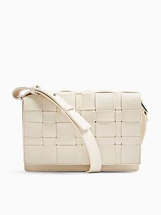 topshop-weave-cross-body-bag-creamnbsp