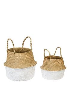 set-of-2-belly-baskets-naturalwhite