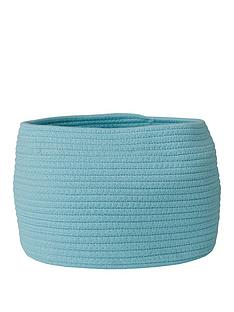 small-cotton-rope-storage-basket