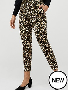 monsoon-camillia-animal-print-slim-leg-trouser-black