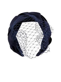 monsoon-victoria-veil-headband-navy