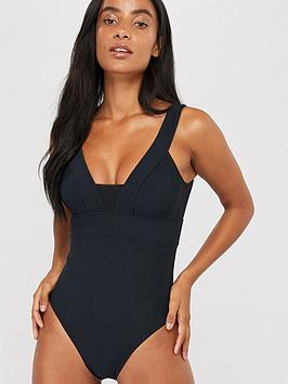 accessorize-lexi-mesh-insert-slimming-swimsuit-black
