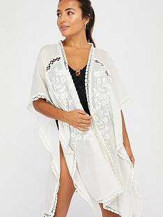 accessorize-sleeved-lace-long-kimono-cream
