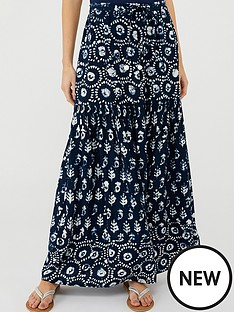 monsoon-anjali-batik-ecovero-maxi-skirt