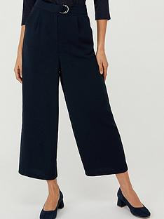 monsoon-mindy-d-ring-cropped-trouser-navy