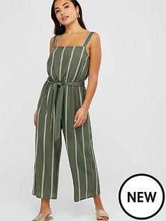 accessorize-stripe-jumpsuit-khaki