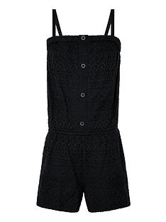 monsoon-girls-storm-leah-lace-playsuit-black