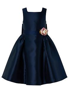 monsoon-girls-sew-recycled-navy-pearl-duchess-dress-navy