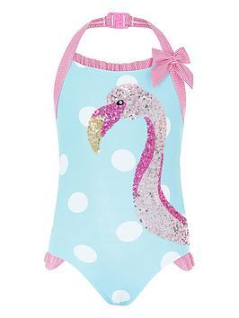 monsoon-girls-fee-flamingo-sequin-swimsuit-turquoise