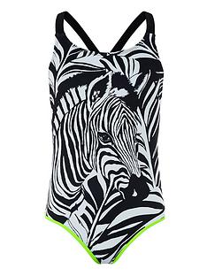 monsoon-girls-storm-sew-zara-zebra-swimsuit-black