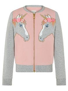 monsoon-girls-tara-unicorn-bomber-pink