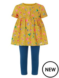 monsoon-baby-girls-java-top-legging-set-yellow