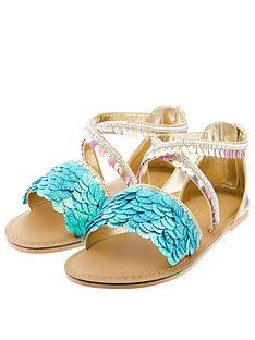 monsoon-girls-nerissa-mermaid-sandal-blue
