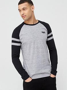 superdry-orange-label-baseball-ringer-long-sleeve-t-shirt-dark-grey