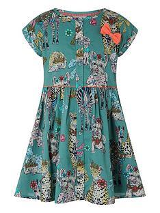 monsoon-sew-girls-barnie-print-dress-khaki