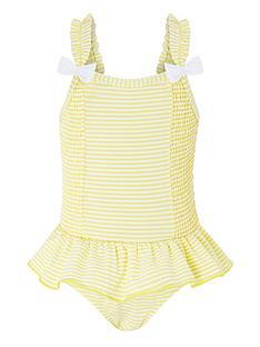 monsoon-baby-girls-bow-seersucker-swimsuit-yellow