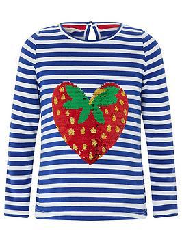 monsoon-girls-sequin-heart-strawberry-top-blue