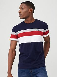 superdry-orange-label-classic-stripe-t-shirt-navy