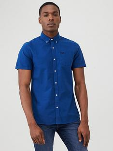 superdry-classic-university-oxford-short-sleeve-shirt-blue