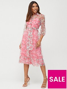 v-by-very-organza-midi-dress-floral