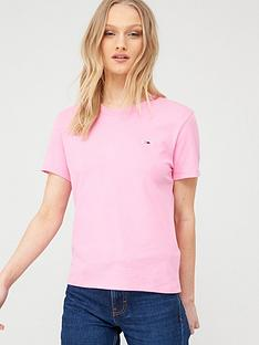 tommy-jeans-classic-t-shirt-pink