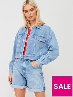 tommy-jeans-cropped-trucker-jacket-blue