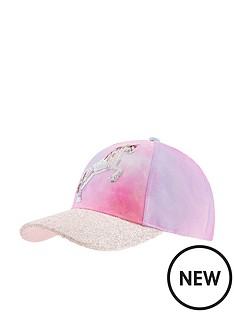 monsoon-girls-ellie-unicorn-cap-pink