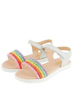 monsoon-girls-cassidy-rainbow-glitter-sandal-multi