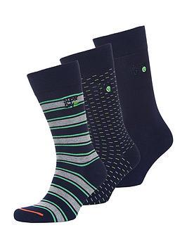 superdry-city-sock-triple-pack-light-grey