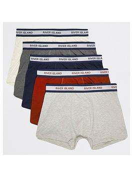 river-island-multicoloured-logo-waistband-trunks-5-pack-multinbsp